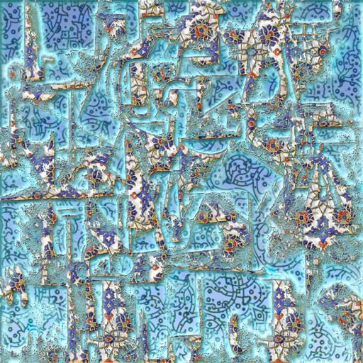 village bleu copie